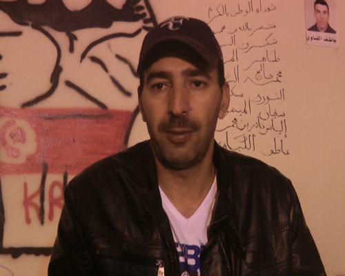 قصر هلال : رفع قضية بعماد الدغيج و قناة الجزيرة مباشر